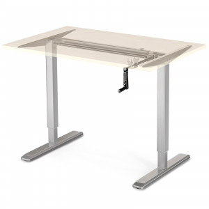DF100 Telaio del tavolo